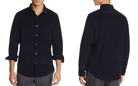 The Men's Store at Bloomingdale's Regular Fit Corduroy Shirt - 100% Exclusive_2