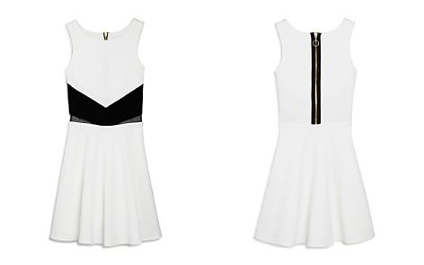 Sally Miller Girls' Milan Sleeveless Mesh-Cutout Dress - Big Kid - Bloomingdale's_2