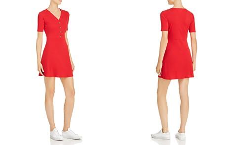 Sadie & Sage Rib-Knit Fit-and-Flare Dress - Bloomingdale's_2