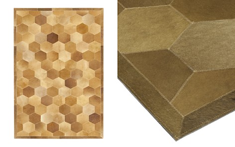 Solo Rugs Cowhide Hand-Knotted Area Rug Collection - Bloomingdale's_2