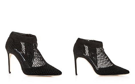 Brian Atwood Women's Vain Mesh & Suede Pointed Toe Pumps - Bloomingdale's_2