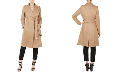 Ted Baker Sandra Belted Wrap Coat - Bloomingdale's_2