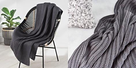 Splendid Chunky Knit Throw - Bloomingdale's_2