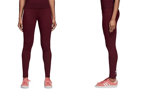 adidas Originals Trefoil Leggings - Bloomingdale's_2