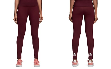 adidas Originals Trefoil Leggings - Bloomingdale's_2