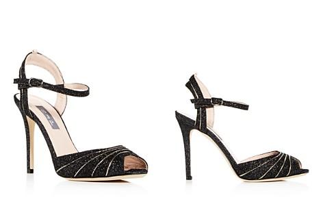 SJP by Sarah Jessica Parker Women's Monroe Glitter High-Heel Sandals - Bloomingdale's_2