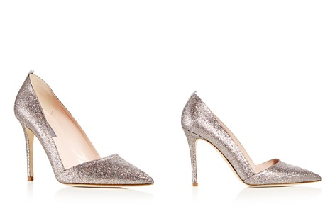 SJP by Sarah Jessica Parker Women's Rampling Glitter Pointed Toe Pumps - 100% Exclusive - Bloomingdale's_2