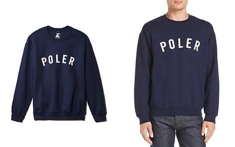 Poler State Graphic Crewneck Sweatshirt - Bloomingdale's_2