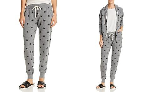 ALTERNATIVE Star Print Fleece Jogger Pants - Bloomingdale's_2