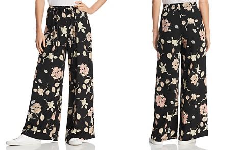 Lost + Wander Mojo Floral-Print Wide-Leg Pants - Bloomingdale's_2