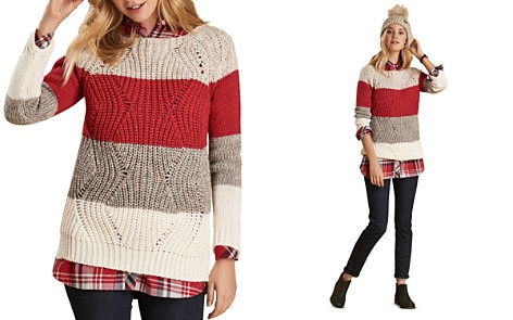 Barbour Padstow Chunky Knit Sweater - Bloomingdale's_2