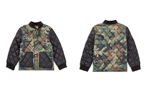 Polo Ralph Lauren Boys' Quilted Camo-Print Jacket - Big Kid - Bloomingdale's_2