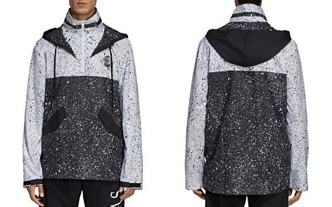 adidas Originals Universe Splatter-Print Color-Block Pullover Windbreaker Jacket - Bloomingdale's_2