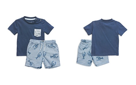 Sovereign Code Boys' Day Off Tee & Lobster-Print Shorts Set - Baby - Bloomingdale's_2