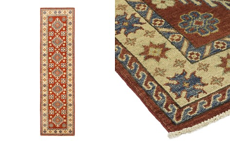 """Solo Rugs Kazak Resemblance Hand-Knotted Runner Rug, 2'9"""" x 10'7"""" - Bloomingdale's_2"""