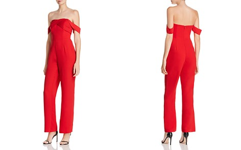 Adelyn Rae Woven Strapless Jumpsuit - Bloomingdale's_2