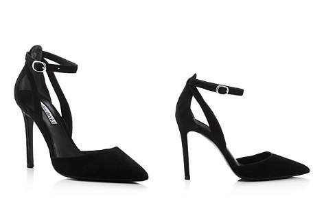 Charles David Women's Cordelia Pointed Toe Suede High-Heel Pumps - Bloomingdale's_2