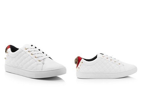 Kurt Geiger Women's Ludo Leather Lace Up Sneakers - Bloomingdale's_2