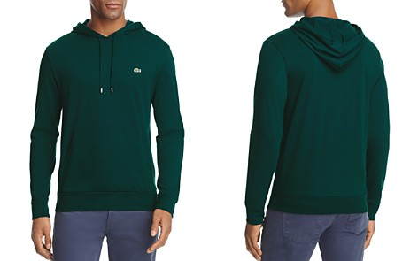 Lacoste Long Sleeve Jersey Hooded Tee - Bloomingdale's_2