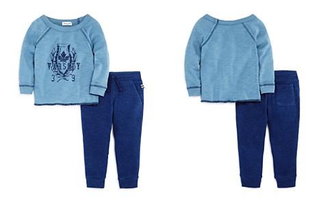 Splendid Boys' Varsity Tee & Waffle-Knit Jogger Pants Set - Baby - Bloomingdale's_2
