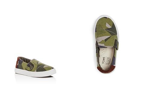 TOMS Boys' Luca Camo Print Sneakers - Baby, Walker, Toddler - Bloomingdale's_2