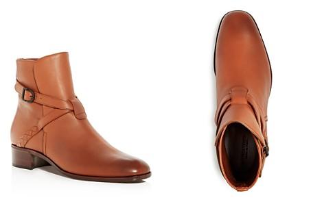 Bottega Veneta Men's Leather Boots - Bloomingdale's_2