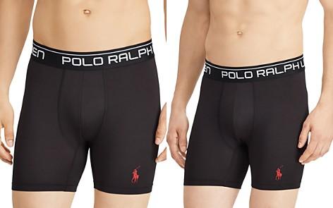 Polo Ralph Lauren Allover Mesh Boxer Briefs - Bloomingdale's_2
