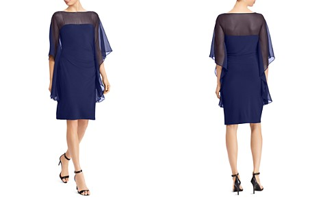 Ralph Lauren Jersey-Georgette Dress - Bloomingdale's_2