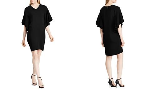 Lauren Ralph Lauren Tiered Flutter Sleeve Dress - Bloomingdale's_2