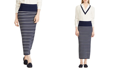 Lauren Ralph Lauren Sweater-Knit Midi Skirt - Bloomingdale's_2