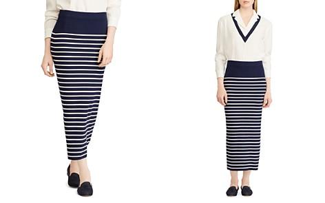 Lauren Ralph Lauren Sweater-Knit Midi Skirt - Bloomingdale's_2