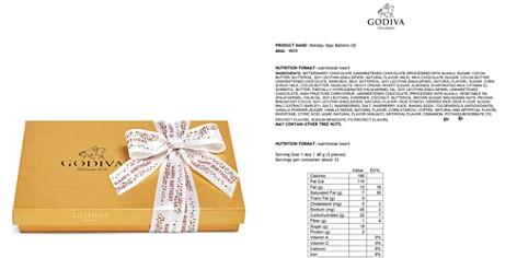 Godiva® 36 Piece Happy Birthday Gold Gift Box - Bloomingdale's_2