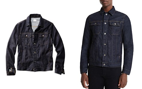 AG Dart Denim Trucker Jacket - Bloomingdale's_2