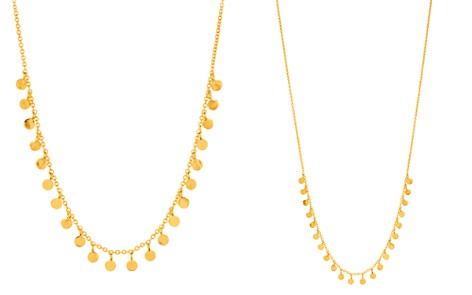 "Gorjana Chloe Mini Necklace, 16"" - Bloomingdale's_2"