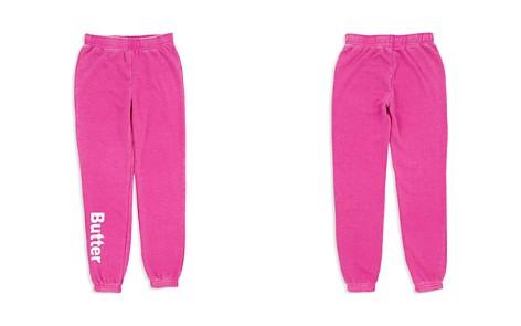 Butter Girls' Fleece Varsity Sweatpants - Little Kid - Bloomingdale's_2