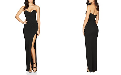 Nookie Bisous Strapless Sweetheart Gown - Bloomingdale's_2