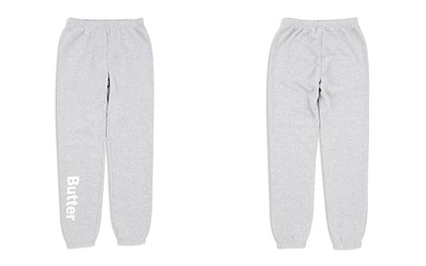 Butter Girls' Fleece Varsity Sweatpants, Little Kid, Big Kid - 100% Exclusive - Bloomingdale's_2