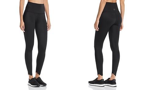 Beyond Yoga Cruz Scalloped High-Waisted Leggings - Bloomingdale's_2