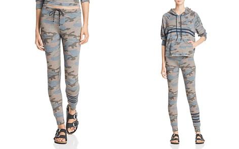 Sundry Camo Skinny Sweatpants - 100% Exclusive - Bloomingdale's_2