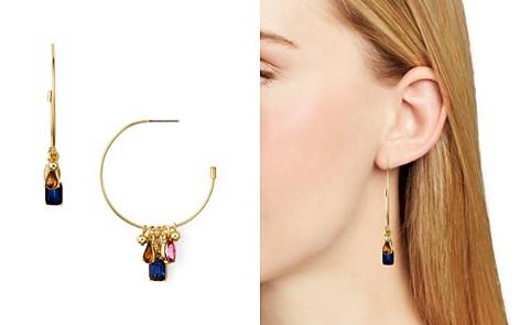 AQUA Hoop & Cluster Hoop Earrings - 100% Exclusive - Bloomingdale's_2