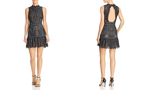 Saylor Rosemary Lace Dress - Bloomingdale's_2
