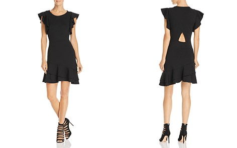 Rebecca Minkoff Saphira Ruffle-Trim Dress - Bloomingdale's_2