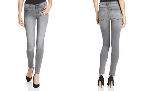 Hudson Nico Skinny Jeans in Trooper Gray - Bloomingdale's_2