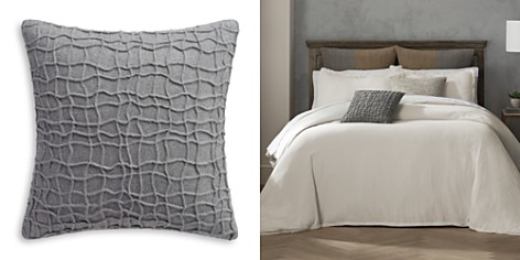 """Habit Collection by Highline Bedding Co. Box Pleat Decorative Pillow, 16"""" x 16"""" - 100% Exclusive - Bloomingdale's_2"""