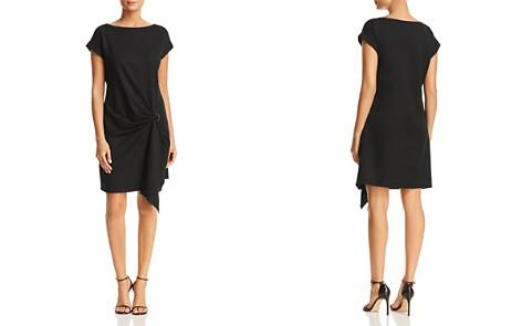 Kenneth Cole Asymmetric Hem Dress - Bloomingdale's_2