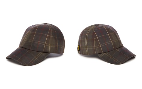 Barbour Washed-Wax Tartan Sports Cap - Bloomingdale's_2