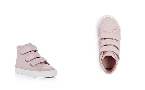 Burberry Girls' Sturrock Quilted Leather Sneakers - Walker, Toddler - Bloomingdale's_2