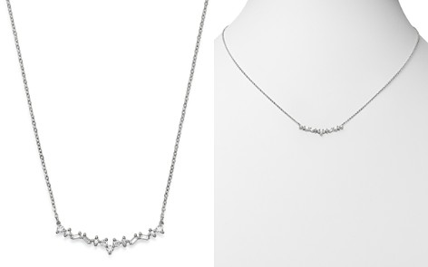 Bloomingdale's Diamond Scatter Bar Necklace in 14K White Gold, 0.20 ct. t.w. - 100% Exclusive_2