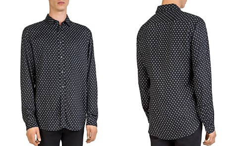 The Kooples New Blood Skulls Button-Down Shirt - Bloomingdale's_2