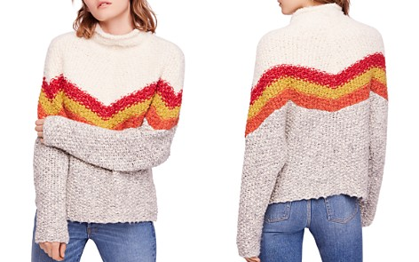 Free People Turn Around Sweater - Bloomingdale's_2